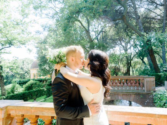 La boda de Eugeniy y Isabel en Barcelona, Barcelona 10
