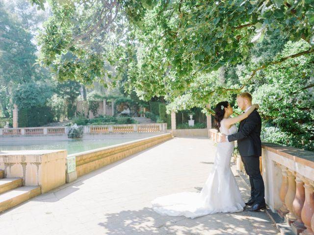 La boda de Eugeniy y Isabel en Barcelona, Barcelona 26