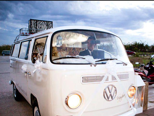 La boda de Micky y Nuria en Valencia, Valencia 8