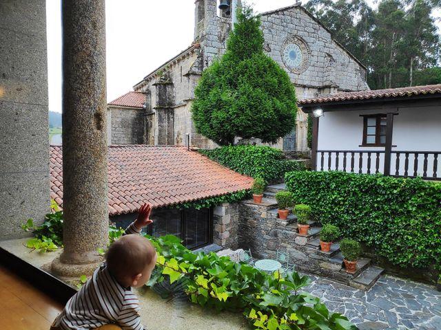 La boda de Luis y Nuria en Casas Novas (Oza Dos Rios), A Coruña 7
