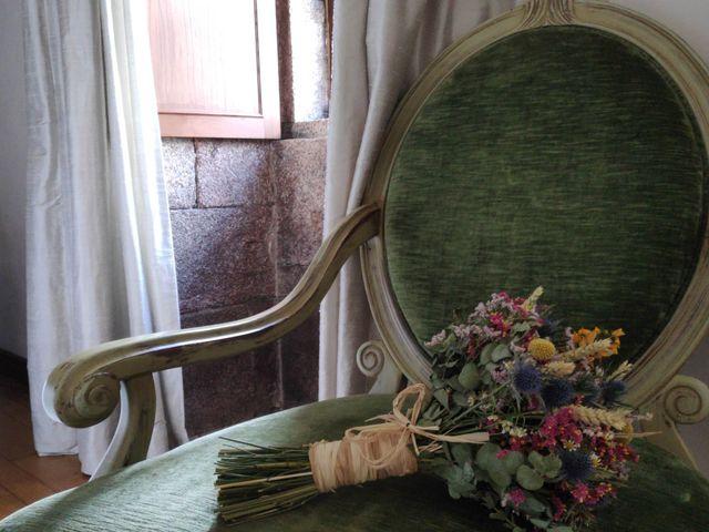 La boda de Luis y Nuria en Casas Novas (Oza Dos Rios), A Coruña 1