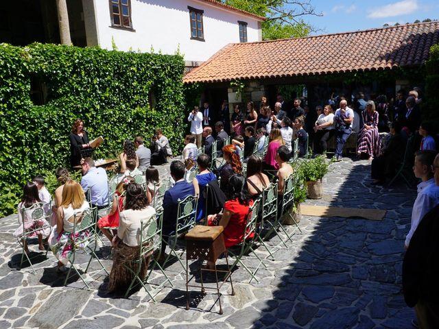 La boda de Luis y Nuria en Casas Novas (Oza Dos Rios), A Coruña 2