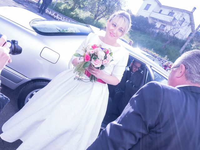 La boda de Dani y Mariana en Naveces, Asturias 2