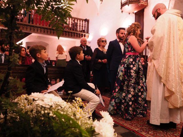 La boda de Dani y Mariana en Naveces, Asturias 24