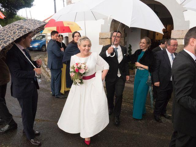 La boda de Dani y Mariana en Naveces, Asturias 29