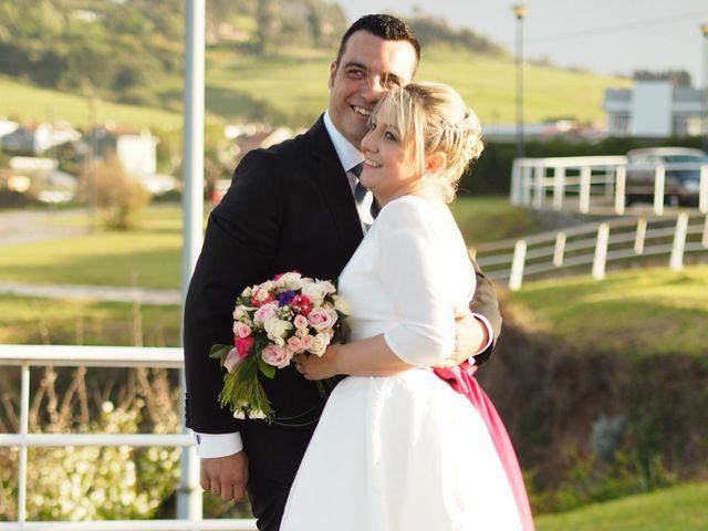 La boda de Dani y Mariana en Naveces, Asturias 34