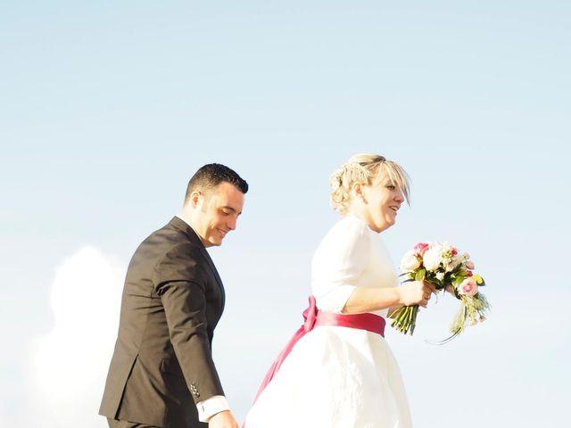 La boda de Dani y Mariana en Naveces, Asturias 35