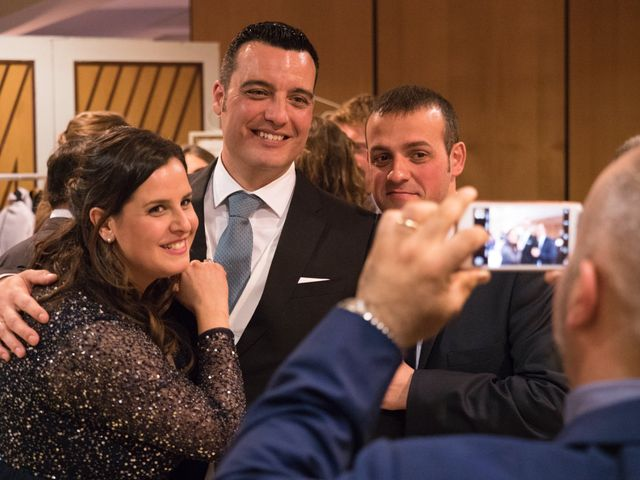 La boda de Dani y Mariana en Naveces, Asturias 41