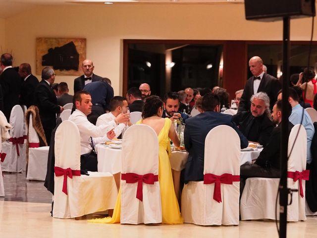 La boda de Dani y Mariana en Naveces, Asturias 42
