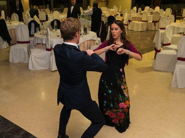 La boda de Dani y Mariana en Naveces, Asturias 53