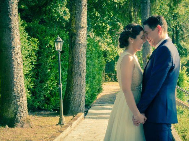 La boda de David y Gemma en Redondela, Pontevedra 2