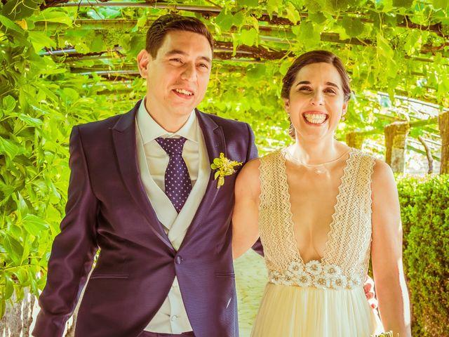 La boda de David y Gemma en Redondela, Pontevedra 9