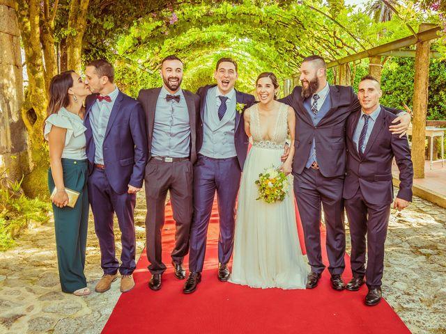 La boda de David y Gemma en Redondela, Pontevedra 13