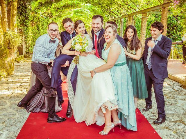 La boda de David y Gemma en Redondela, Pontevedra 14