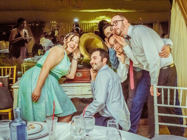 La boda de David y Gemma en Redondela, Pontevedra 15
