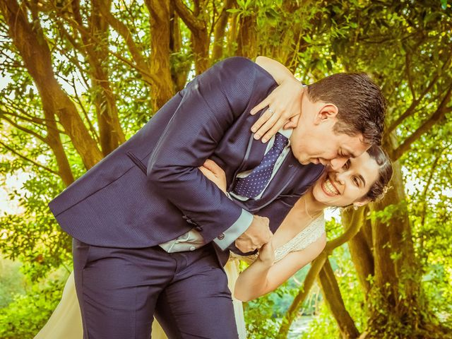 La boda de David y Gemma en Redondela, Pontevedra 23