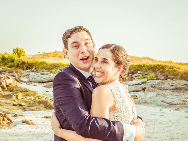 La boda de David y Gemma en Redondela, Pontevedra 24