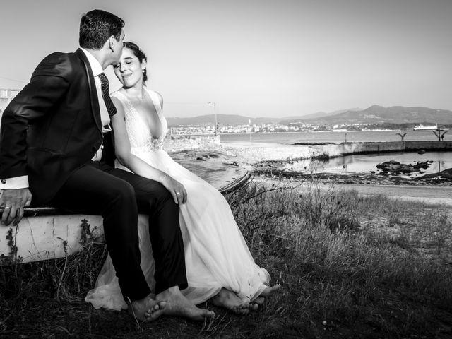 La boda de David y Gemma en Redondela, Pontevedra 26
