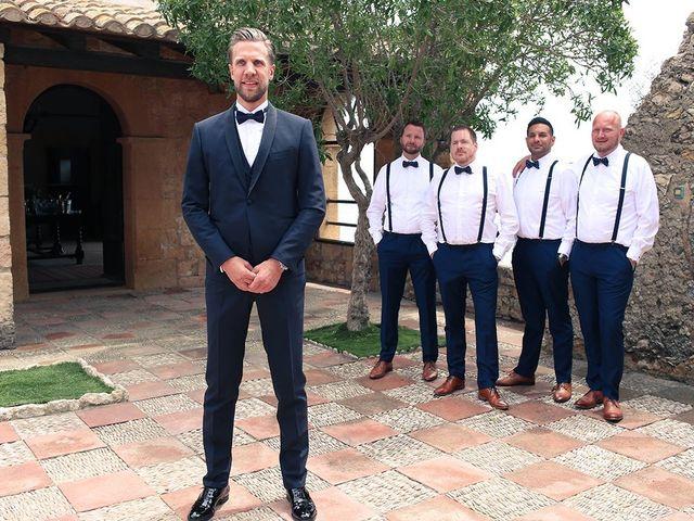 La boda de Fredinand y Ninoshka en Altafulla, Tarragona 4