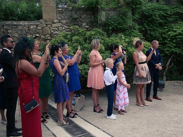 La boda de Fredinand y Ninoshka en Altafulla, Tarragona 9