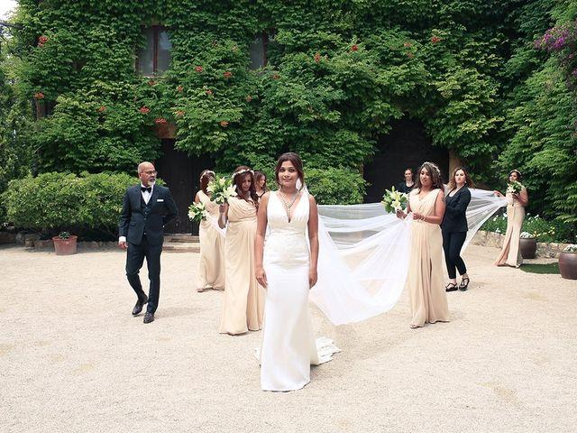 La boda de Fredinand y Ninoshka en Altafulla, Tarragona 14