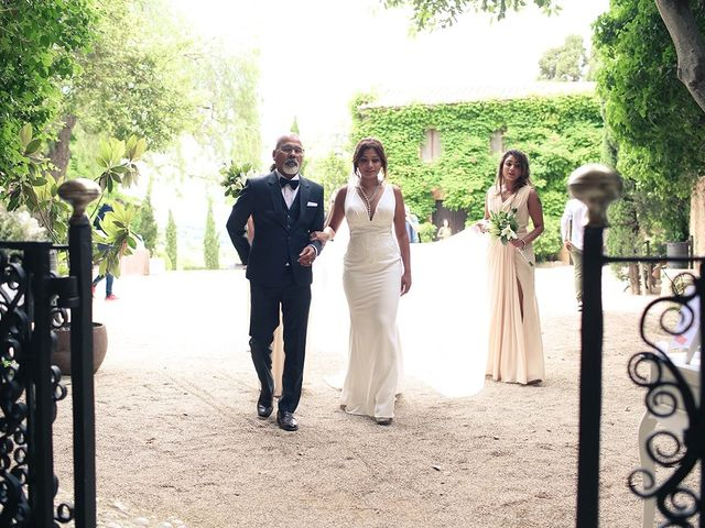 La boda de Fredinand y Ninoshka en Altafulla, Tarragona 15