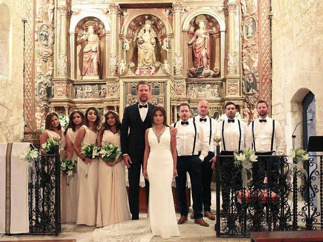 La boda de Fredinand y Ninoshka en Altafulla, Tarragona 25
