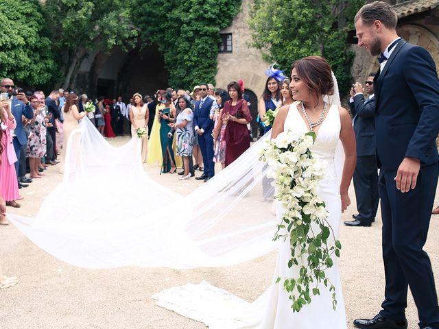 La boda de Fredinand y Ninoshka en Altafulla, Tarragona 28