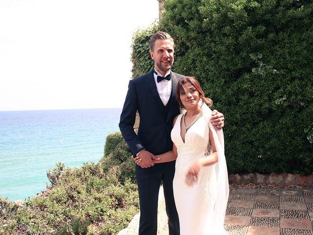 La boda de Fredinand y Ninoshka en Altafulla, Tarragona 31