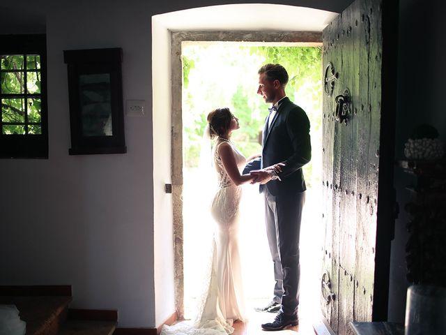 La boda de Fredinand y Ninoshka en Altafulla, Tarragona 32