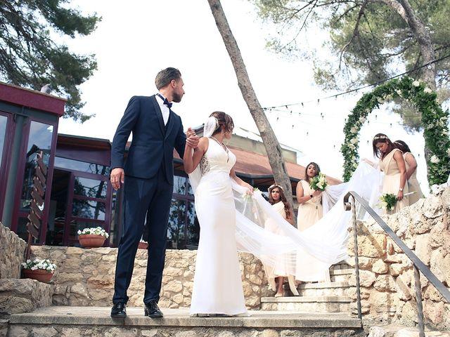 La boda de Fredinand y Ninoshka en Altafulla, Tarragona 37