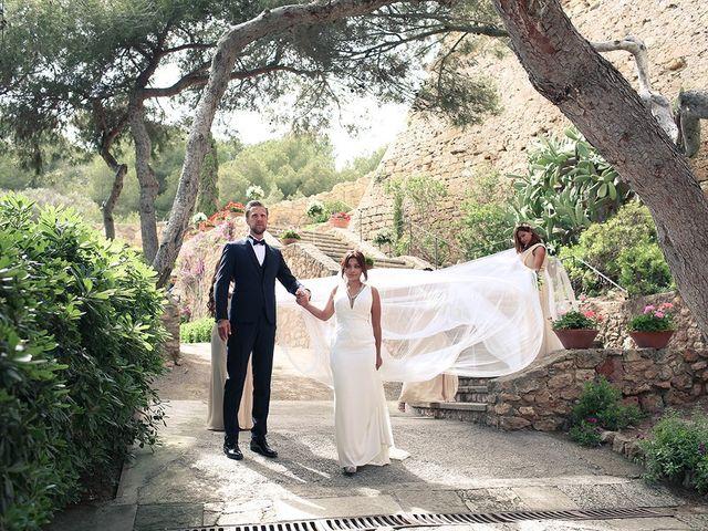 La boda de Fredinand y Ninoshka en Altafulla, Tarragona 38