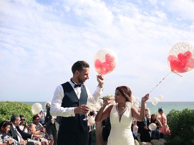 La boda de Fredinand y Ninoshka en Altafulla, Tarragona 46