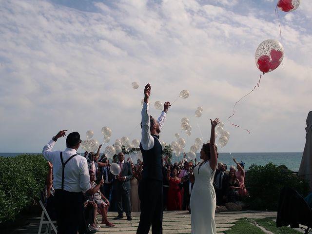 La boda de Fredinand y Ninoshka en Altafulla, Tarragona 48