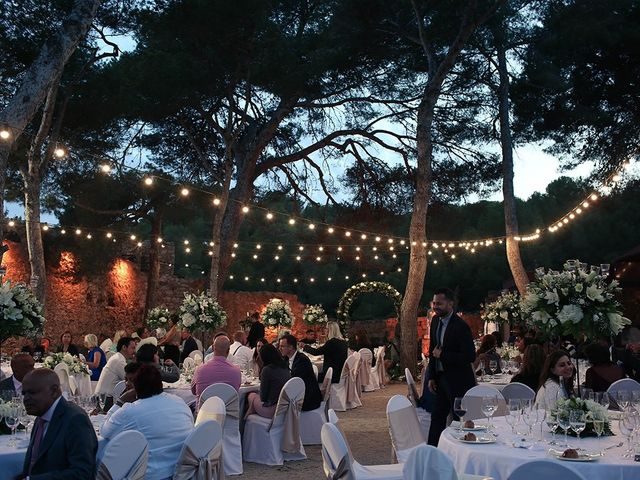La boda de Fredinand y Ninoshka en Altafulla, Tarragona 55