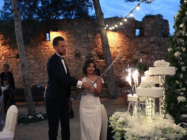 La boda de Fredinand y Ninoshka en Altafulla, Tarragona 56