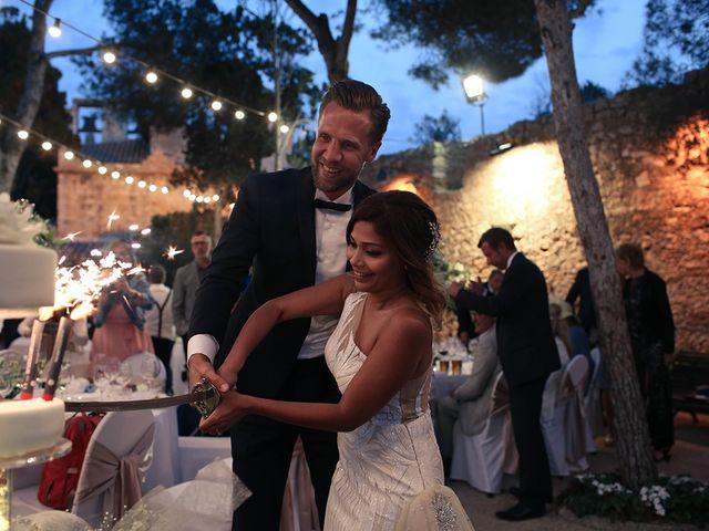 La boda de Fredinand y Ninoshka en Altafulla, Tarragona 1