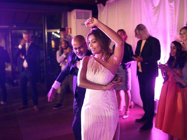 La boda de Fredinand y Ninoshka en Altafulla, Tarragona 59