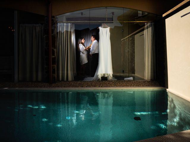 La boda de Javier y Laia en Sant Fost De Campsentelles, Barcelona 7