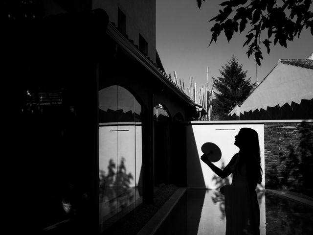 La boda de Javier y Laia en Sant Fost De Campsentelles, Barcelona 8