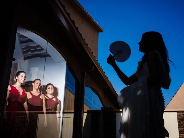 La boda de Javier y Laia en Sant Fost De Campsentelles, Barcelona 9