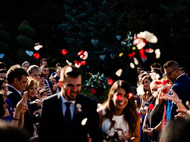 La boda de Javier y Laia en Sant Fost De Campsentelles, Barcelona 11