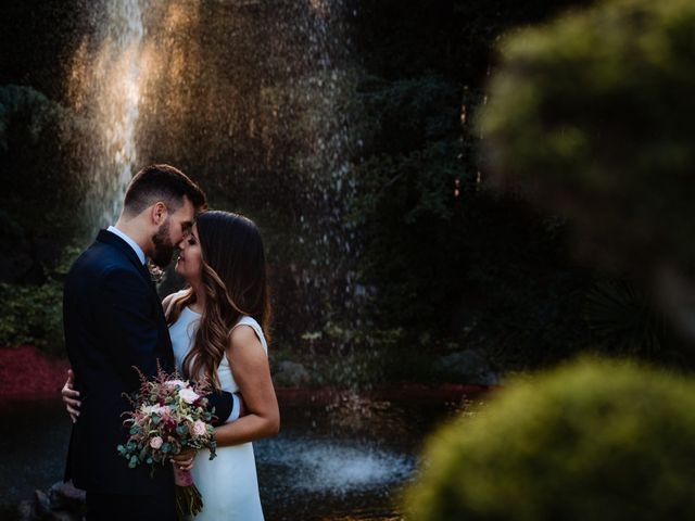 La boda de Javier y Laia en Sant Fost De Campsentelles, Barcelona 13