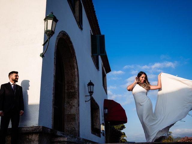 La boda de Javier y Laia en Sant Fost De Campsentelles, Barcelona 24