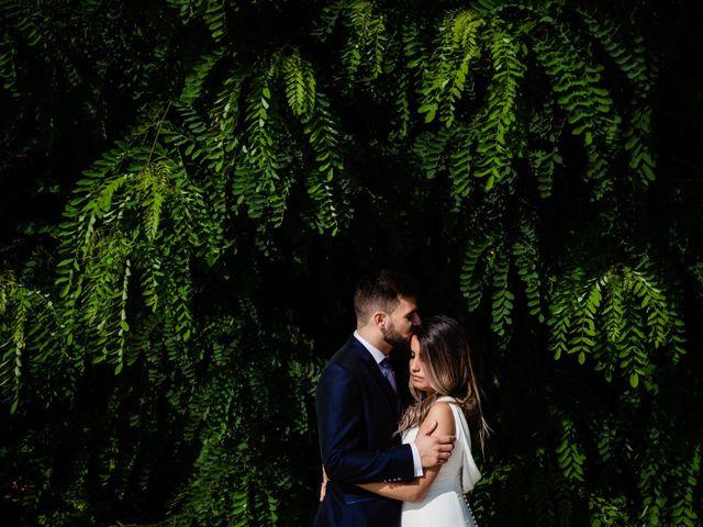 La boda de Javier y Laia en Sant Fost De Campsentelles, Barcelona 31