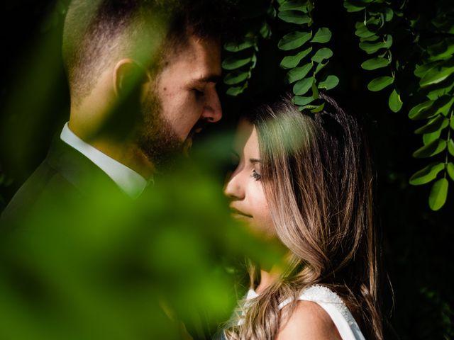 La boda de Javier y Laia en Sant Fost De Campsentelles, Barcelona 32