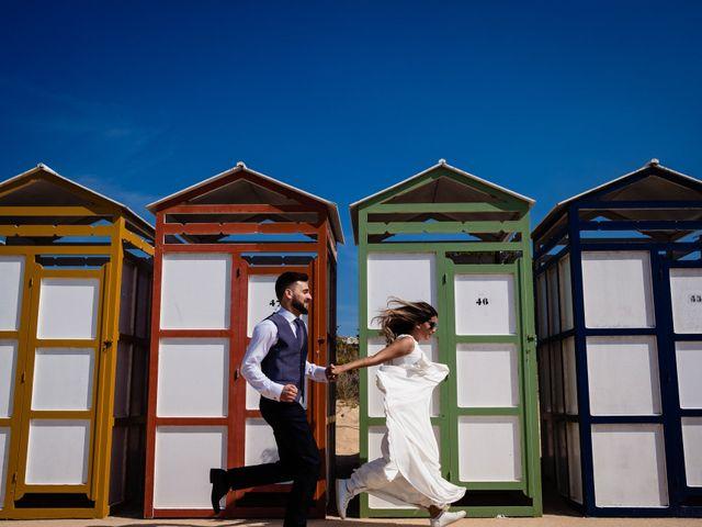 La boda de Javier y Laia en Sant Fost De Campsentelles, Barcelona 36