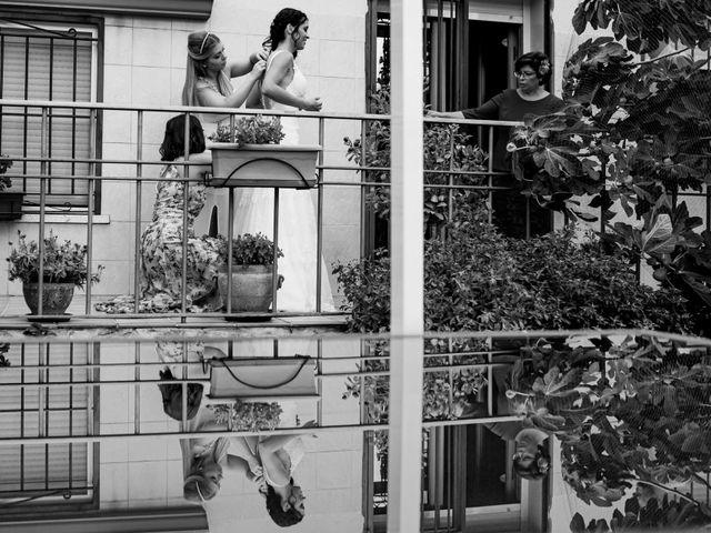 La boda de Carlos y Esther en Guadarrama, Madrid 2