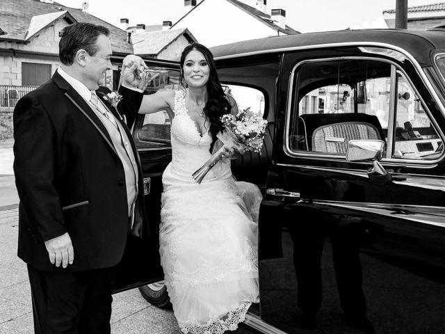 La boda de Carlos y Esther en Guadarrama, Madrid 6