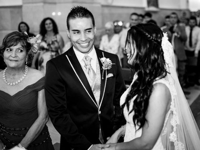 La boda de Carlos y Esther en Guadarrama, Madrid 7